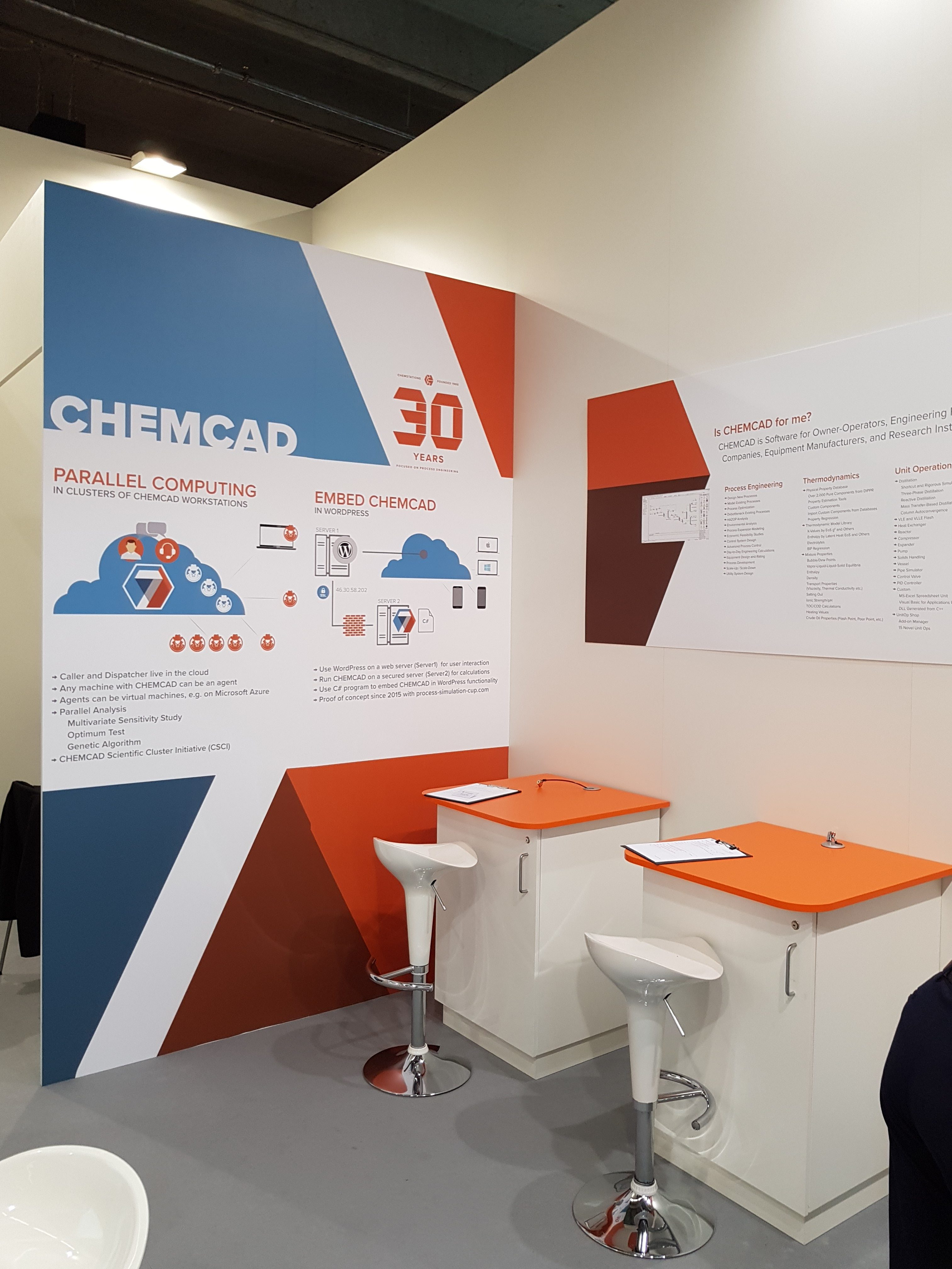 CHEMCAD is in the cloud - CC-API